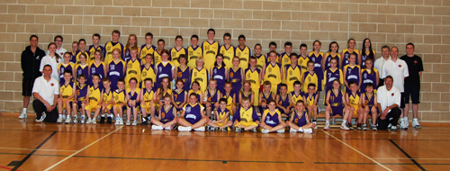 Bishopton Broncos Basketball Club
