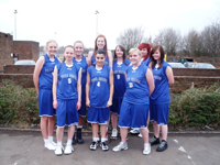 Park Mains Girls Basketball